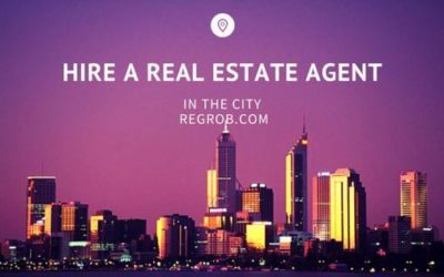 hire a real estate agent to sell your property