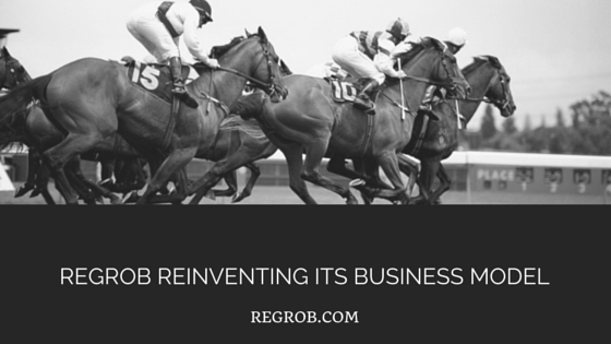 regrob reinvents its business model