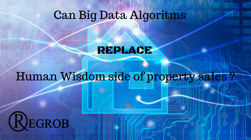 how big data technology is changing real estate