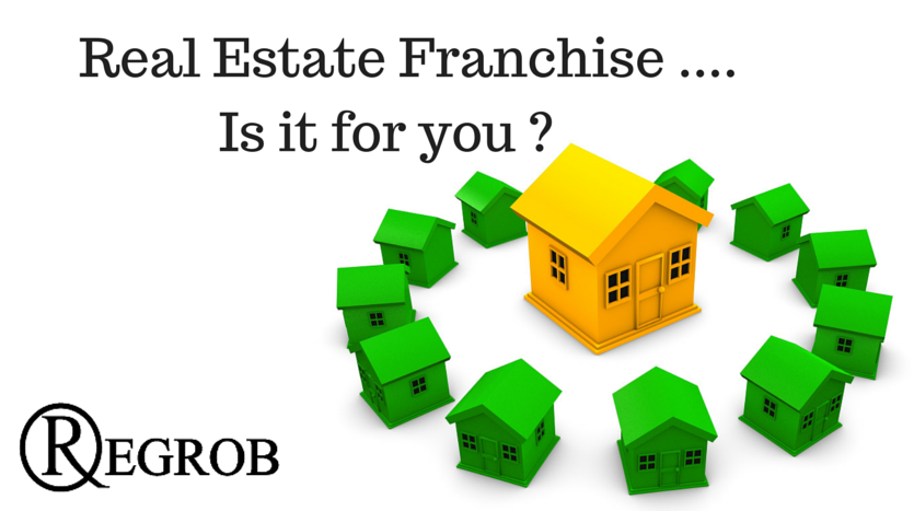 Real Estate Franchise ....
