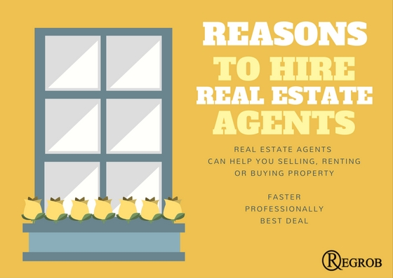 importance of hiring real estate agents for a real estate transaction in india