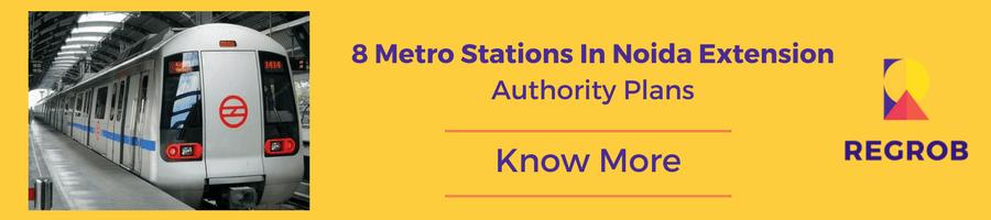 noida extension metro full report