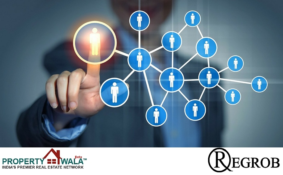 propertywala lead performance for regrob and other brokers in india
