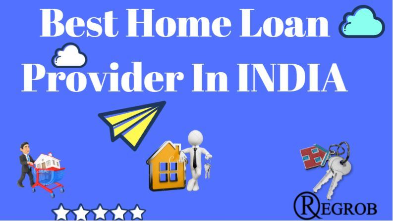 Best home loan options in india