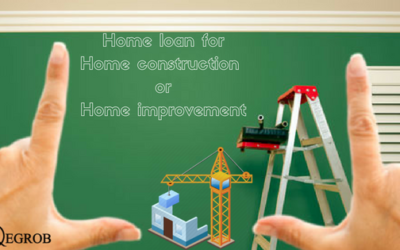 loan for home construction or home improvement