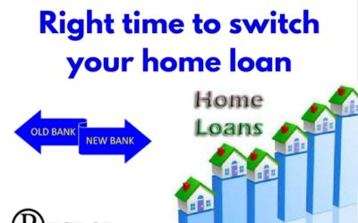 Right time to switch your home loan