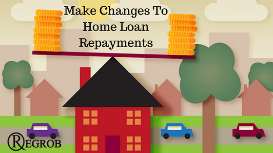 home loan repayments