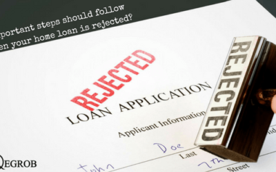 important steps should follow when your home loan is rejected
