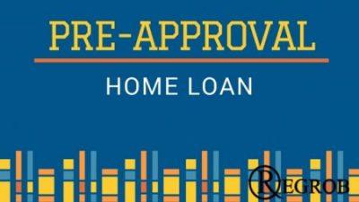 Pre-Approval home loan