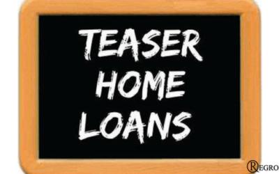 teaser home loan