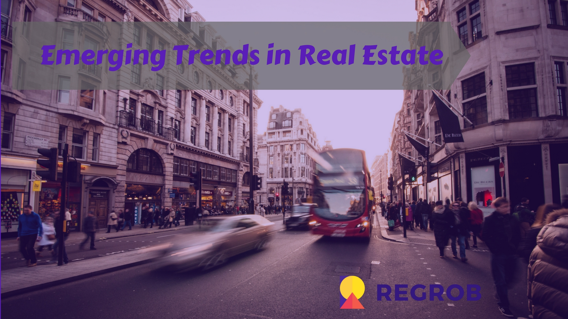 Emerging Trends in Real Estate industry