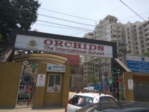 Orchid international school