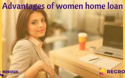 advantages of women home loan