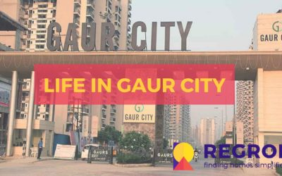 Life in Gaur City