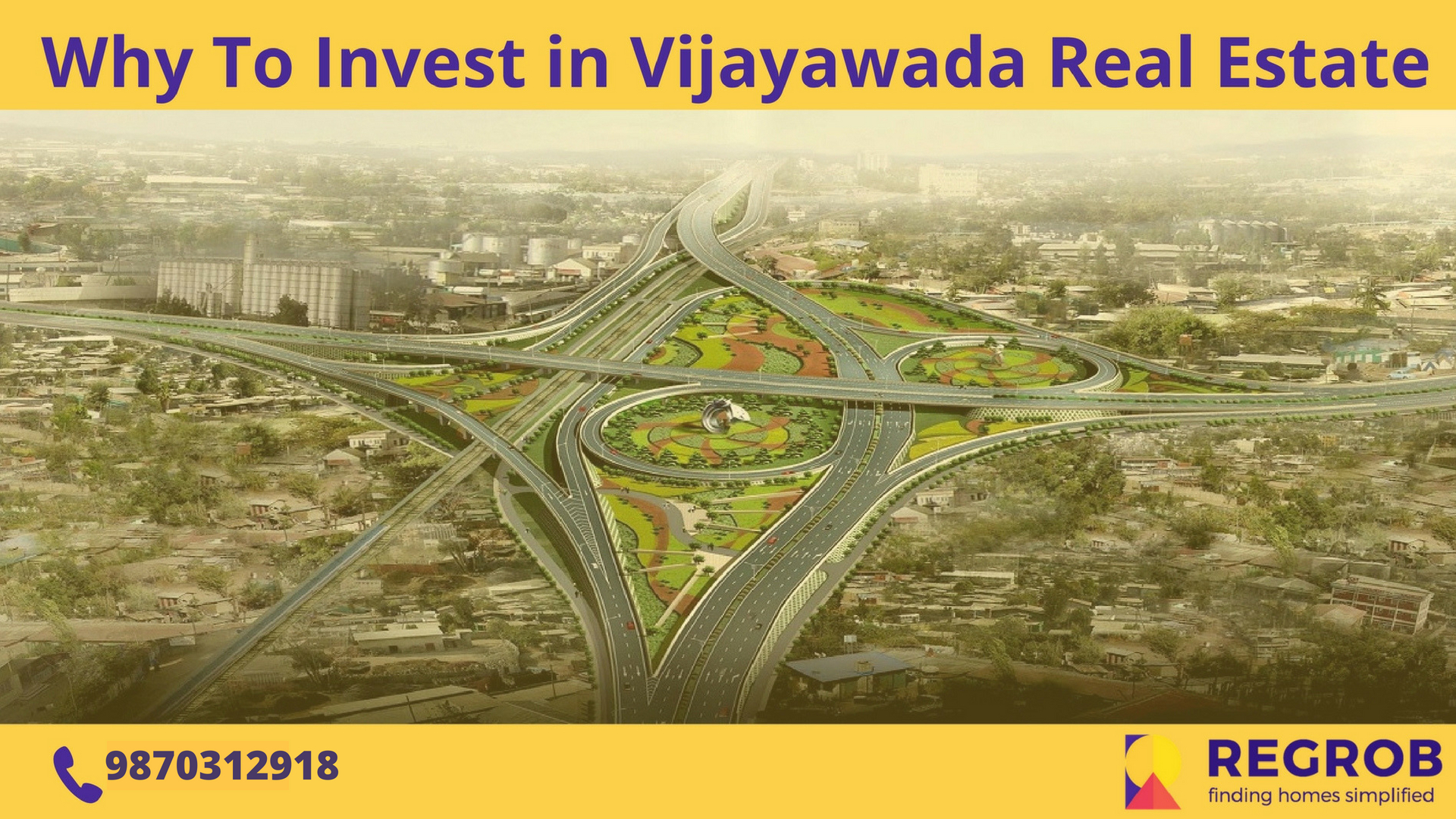 Why to Invest in Vijayawada Real Estate