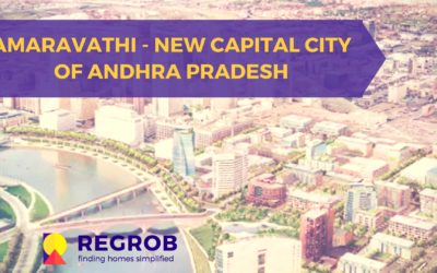 AMARAVATHI - NEW CAPITAL CITY OF ANDHRA PRADESH