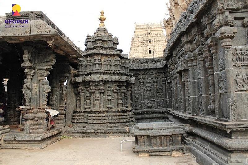 Amaravathi historical temple