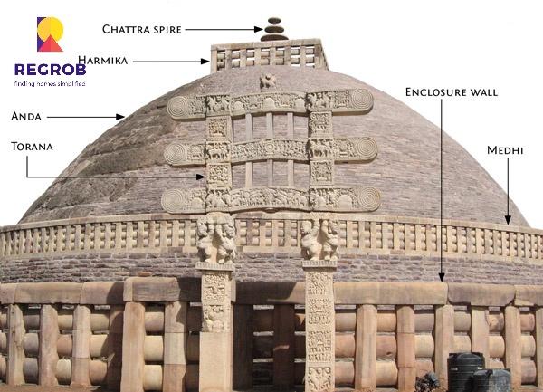 buddhist stupa amaravathi
