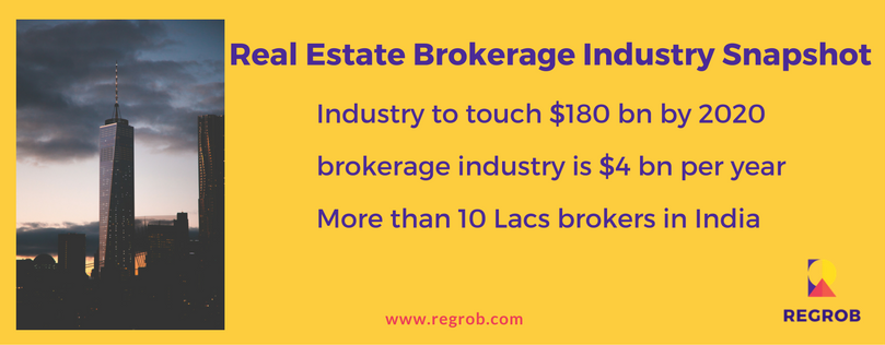 real estate brokerage industry snapshot 2017
