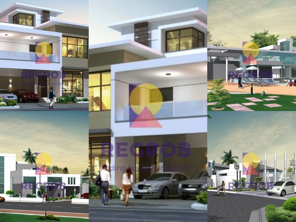 Vision Avenues Urjith Villas