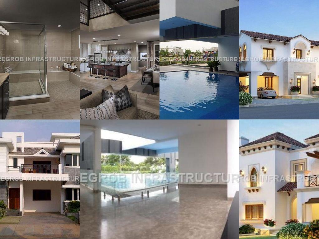 Vision Infinty Homes Villas