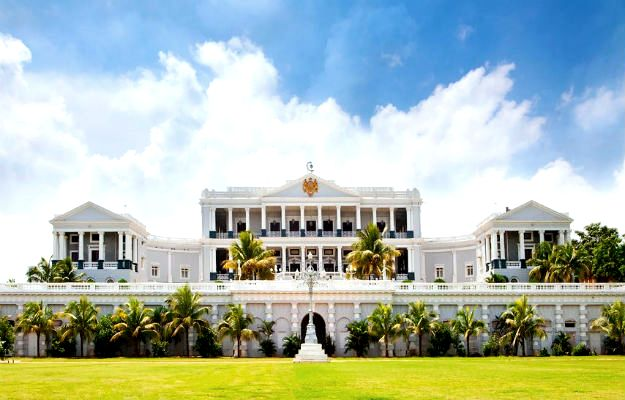 hyderabad falaknuma palace