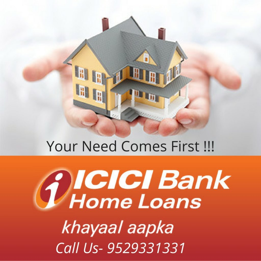 documents required for applying home loan in icici bank