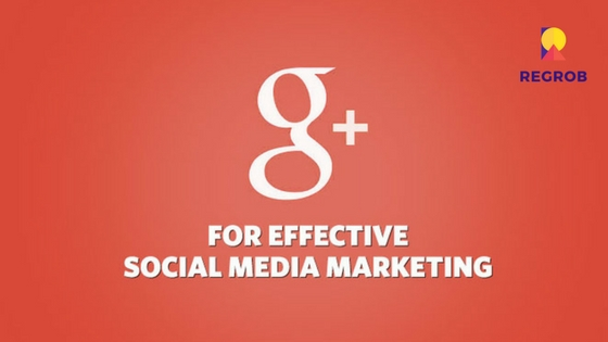 Social media marketing for google +