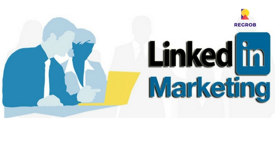 Social media marketing for LinkedIn