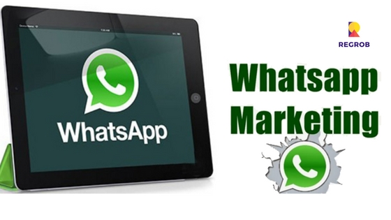 Social meda marketing for whatsapp