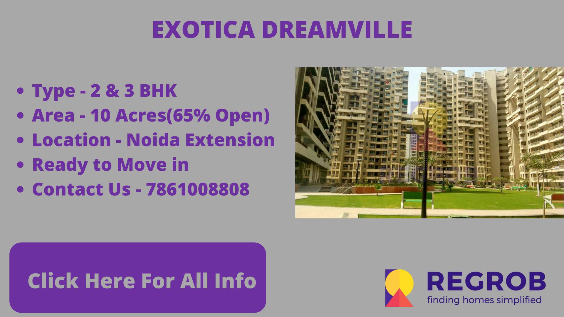 Exotica Dreamville gaur city 2