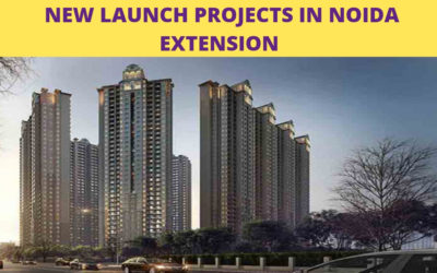 New Launch Projects in Noida Extension