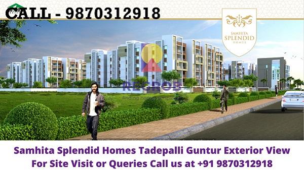 Samhita Splendid Homes Tadepalli Guntur