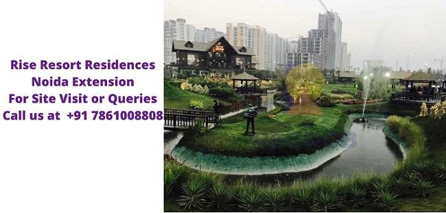 Rise Resort Residences Noida Extension