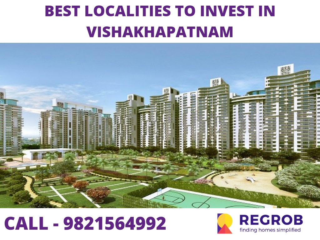 Best localities to invest in Visakhapatnam