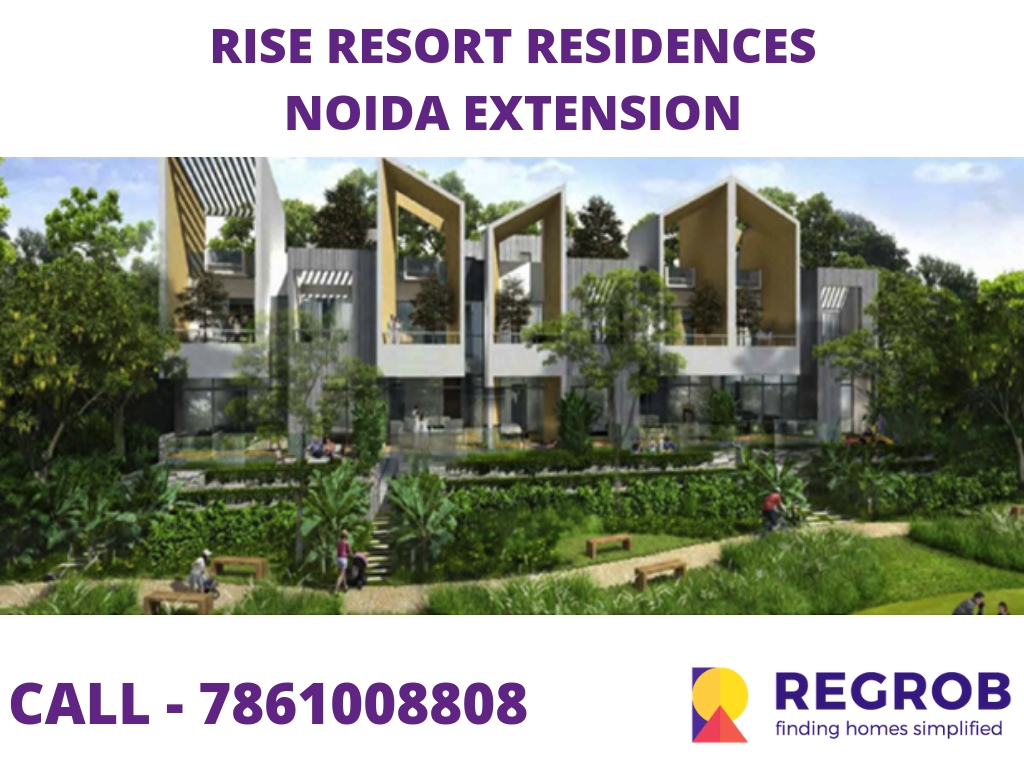 rise resort residence villas in noida extension price actual video possession rise resort residence villas in noida