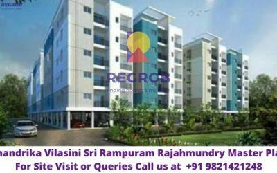 Chandrika Vilasini Rajahmundry East Godavari Master Plan