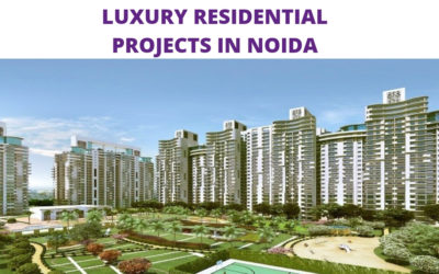 Luxury residential projects in Noida