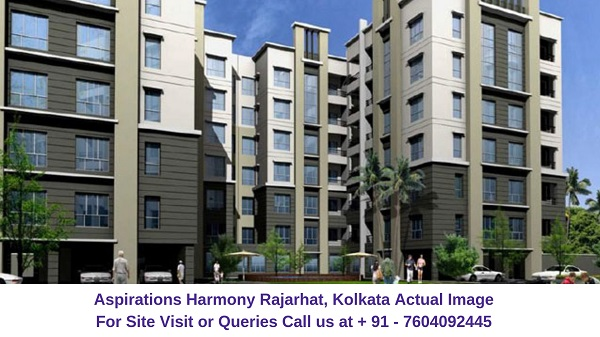 Aspirations Harmony Rajarhat, Kolkata Actual Image