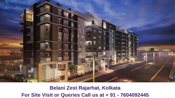 Belani Zest Rajarhat, Kolkata
