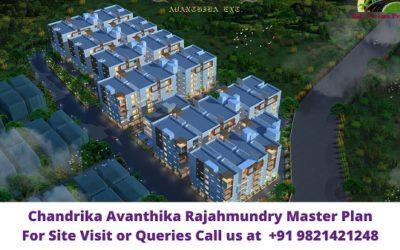 Chandrika Avanthika Rajahmundry Master Plan