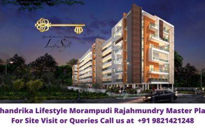 Chandrika Lifestyle Morampudi Rajahmundry Master Plan