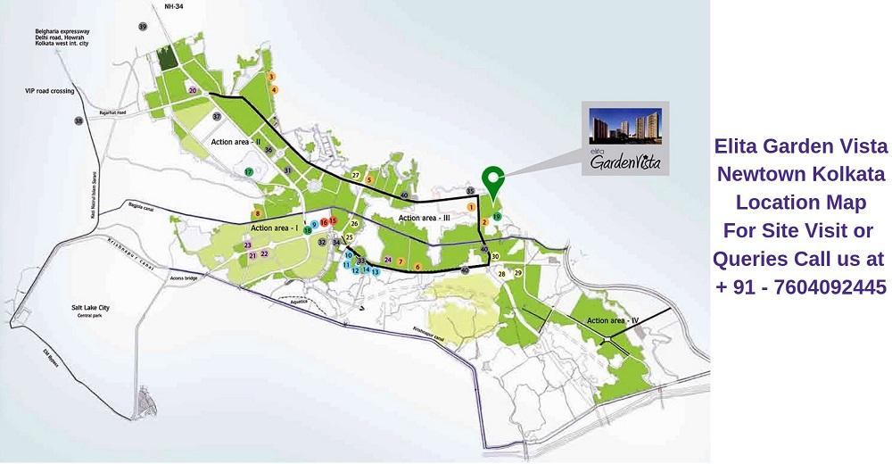 Elita Garden Vista Newtown Kolkata | Price | Possession ...