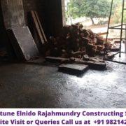 Fortune Elnido Rajahmundry Constructing Site