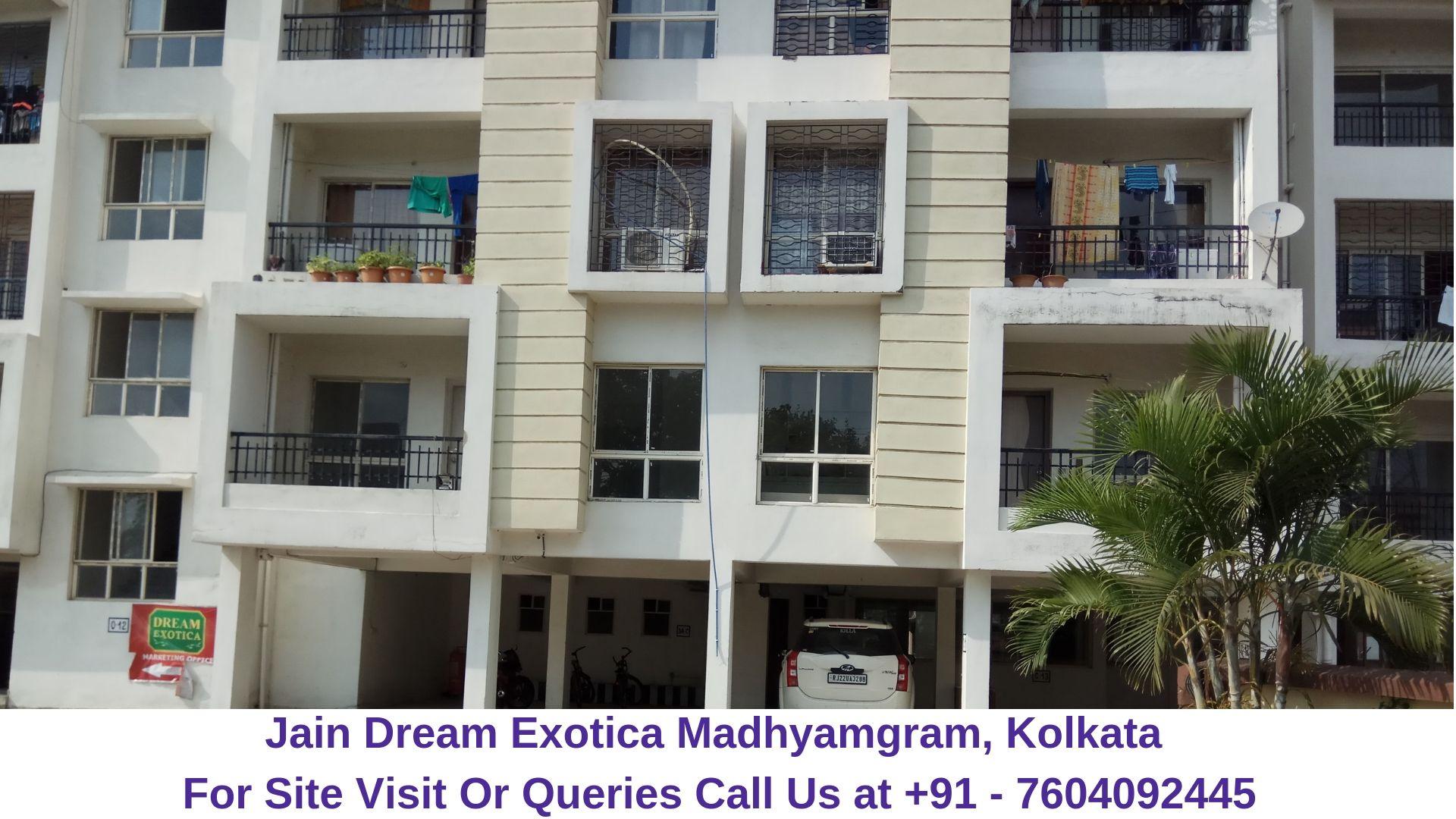 Jain Dream Exotica Madhyamgram Kolkata