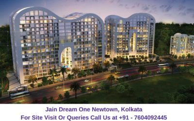 Jain Dream One Newtown, Kolkata