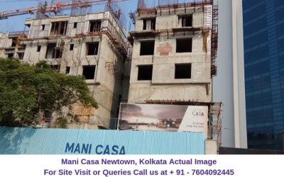 Mani Casa Newtown, Kolkata Actual Image
