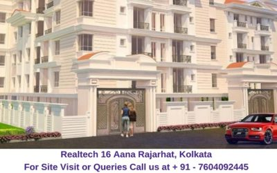 Realtech Nirman 16 Aana Rajarhat, Kolkata Building View