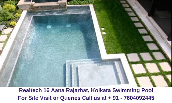 Realtech Nirman 16 Aana Rajarhat, Kolkata Swimming Pool