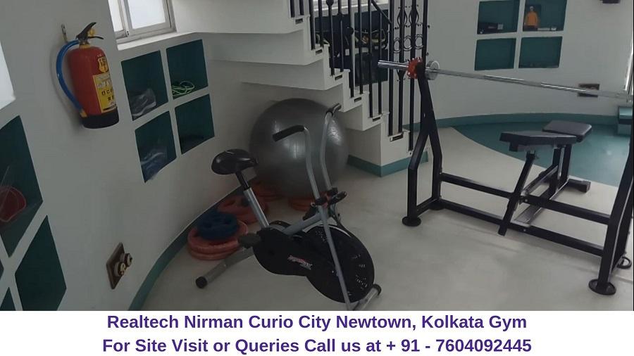 Realtech Nirman Curio City Newtown, Kolkata Gym